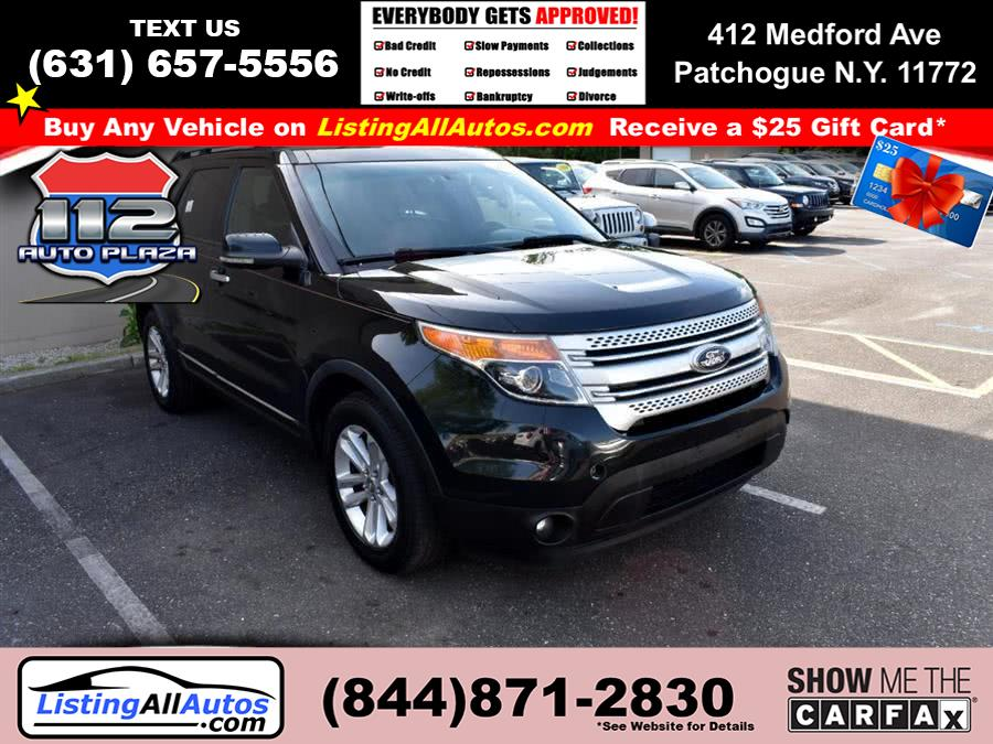 Used Ford Explorer 4WD 4dr XLT 2011 | www.ListingAllAutos.com. Patchogue, New York