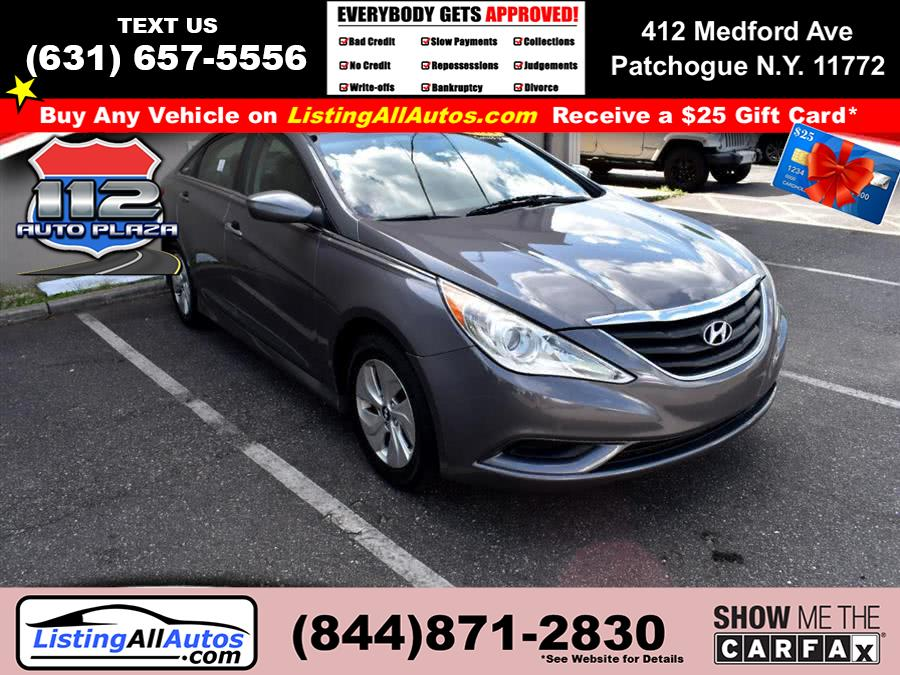Used 2014 Hyundai Sonata in Patchogue, New York | www.ListingAllAutos.com. Patchogue, New York