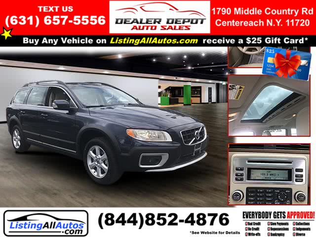Used Volvo Xc70 4dr Wgn 3.2L w/Moonroof 2010 | www.ListingAllAutos.com. Patchogue, New York