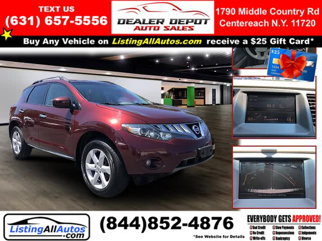 Used 2009 Nissan Murano in Patchogue, New York | www.ListingAllAutos.com. Patchogue, New York