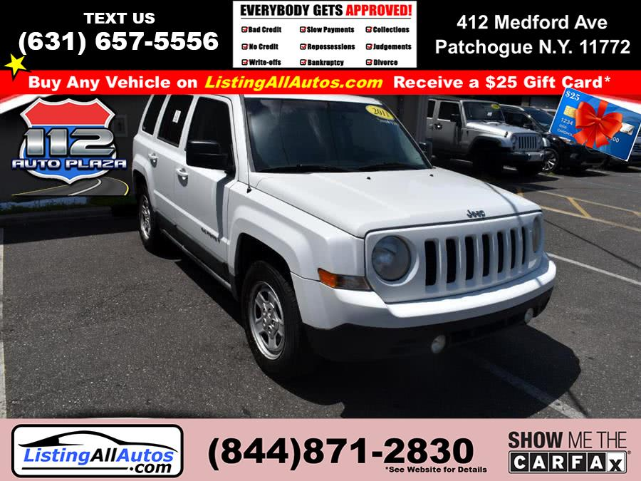 Used 2011 Jeep Patriot in Deer Park, New York | www.ListingAllAutos.com. Deer Park, New York