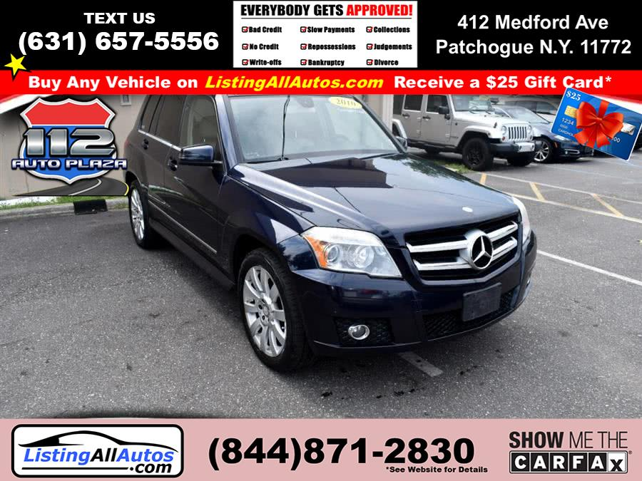 Used Mercedes-benz Glk-class 4MATIC 4dr GLK 350 2010 | www.ListingAllAutos.com. Patchogue, New York