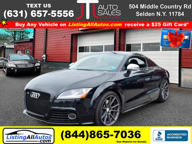 Used Audi Tts 2dr Cpe AT 2.0T quattro Prem Plus 2009 | www.ListingAllAutos.com. Patchogue, New York