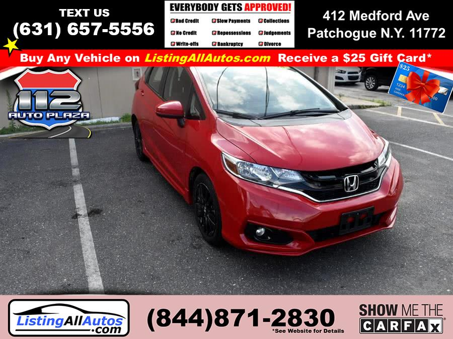 Used Honda Fit Sport Manual 2018 | www.ListingAllAutos.com. Patchogue, New York