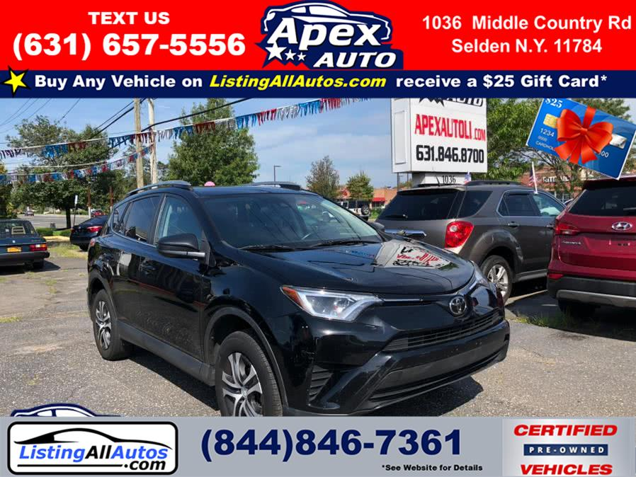 Used 2017 Toyota RAV4 in Patchogue, New York | www.ListingAllAutos.com. Patchogue, New York