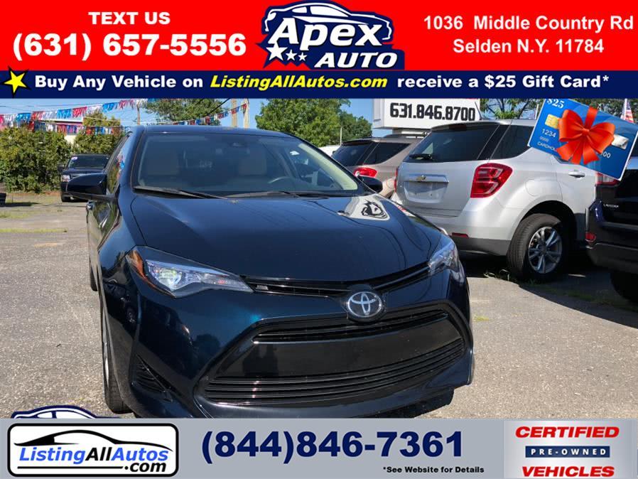 Used 2018 Toyota Corolla in Deer Park, New York | www.ListingAllAutos.com. Deer Park, New York