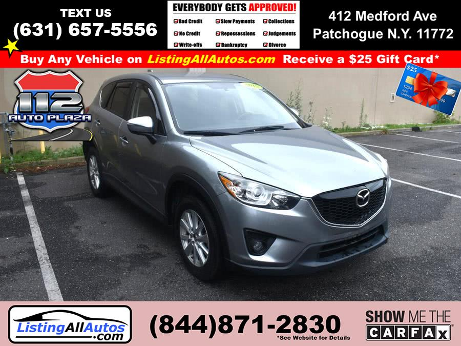 Used 2015 Mazda Cx-5 in Patchogue, New York | www.ListingAllAutos.com. Patchogue, New York
