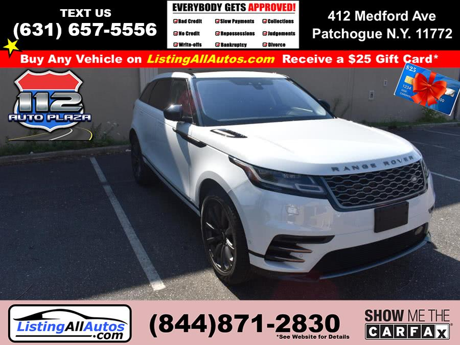 Used 2018 Land Rover Range Rover Velar in Patchogue, New York | www.ListingAllAutos.com. Patchogue, New York