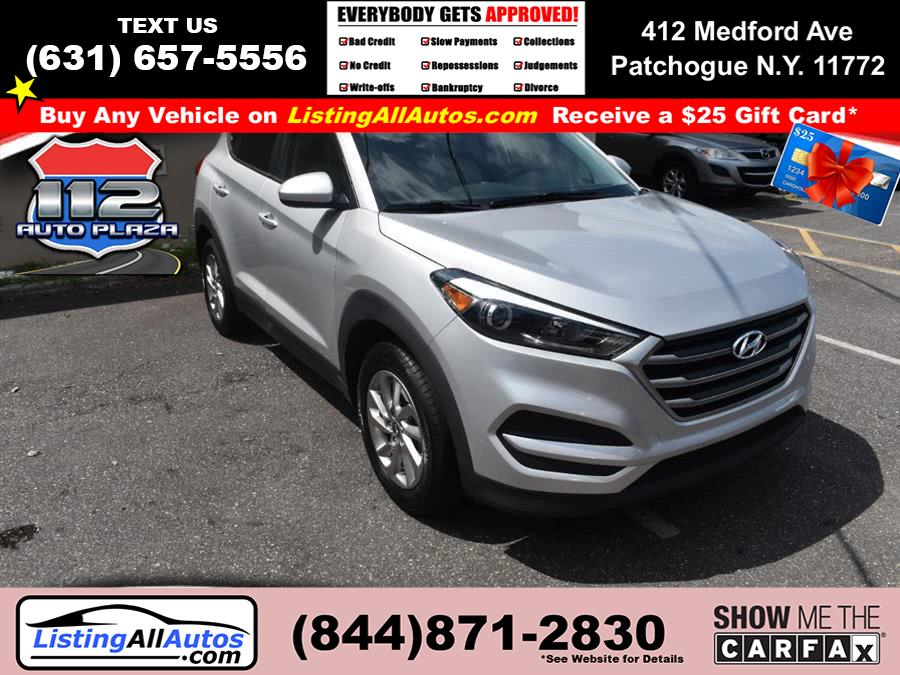 Used 2017 Hyundai Tucson in Patchogue, New York | www.ListingAllAutos.com. Patchogue, New York