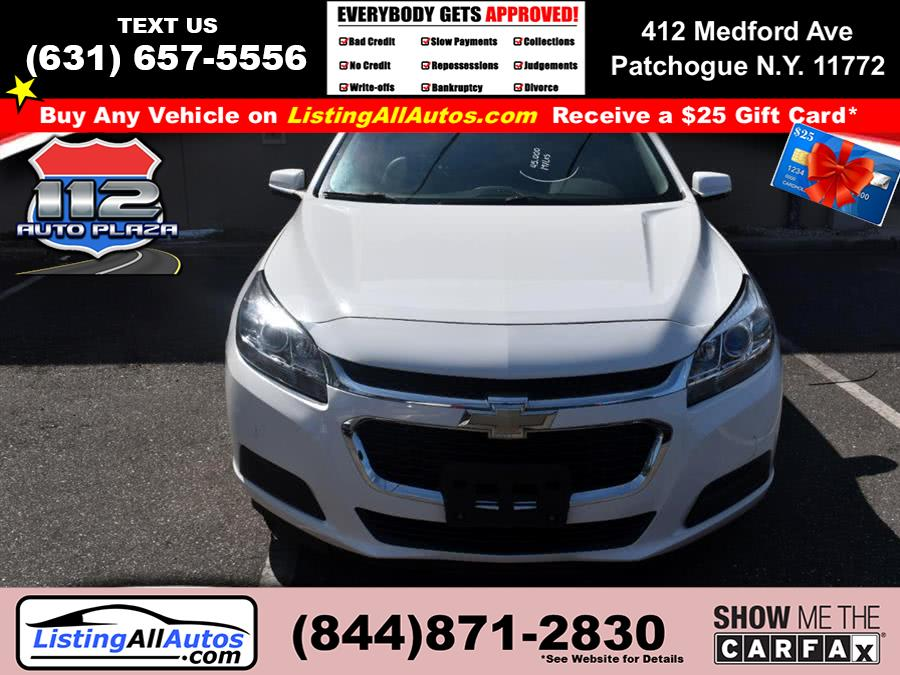 Used 2015 Chevrolet Malibu in Patchogue, New York | www.ListingAllAutos.com. Patchogue, New York