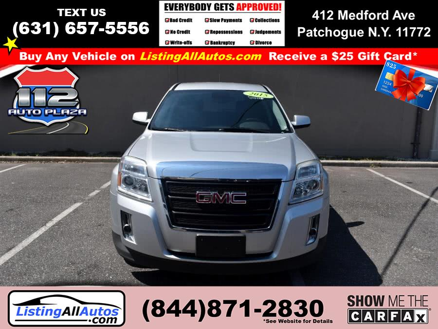 Used 2015 GMC Terrain in Patchogue, New York | www.ListingAllAutos.com. Patchogue, New York