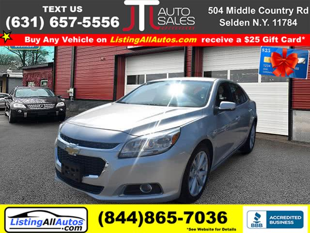 Used 2014 Chevrolet Malibu in Patchogue, New York | www.ListingAllAutos.com. Patchogue, New York