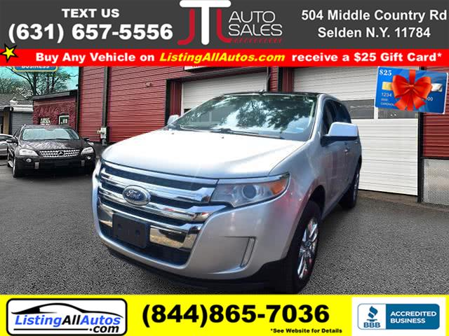 Used Ford Edge 4dr SEL AWD 2011 | www.ListingAllAutos.com. Patchogue, New York