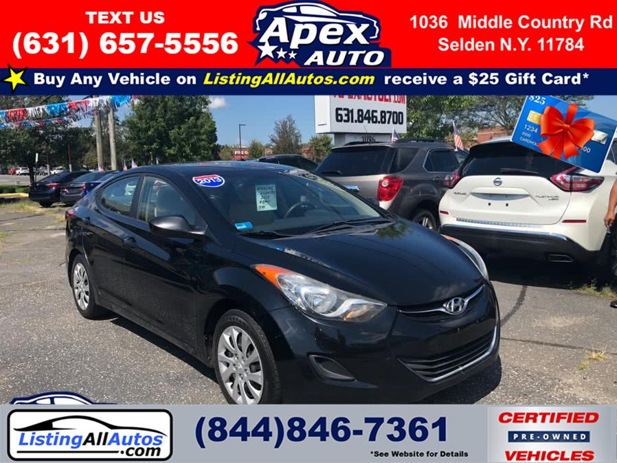 Used 2012 Hyundai Elantra in Patchogue, New York | www.ListingAllAutos.com. Patchogue, New York