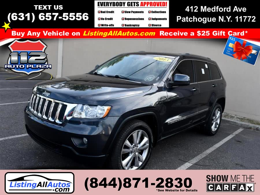 Used 2013 Jeep Grand Cherokee in Deer Park, New York | www.ListingAllAutos.com. Deer Park, New York