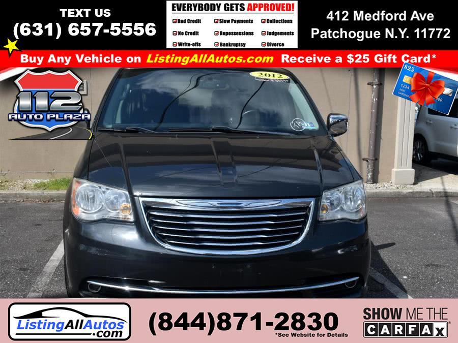 Used 2012 Chrysler Town & Country in Deer Park, New York | www.ListingAllAutos.com. Deer Park, New York