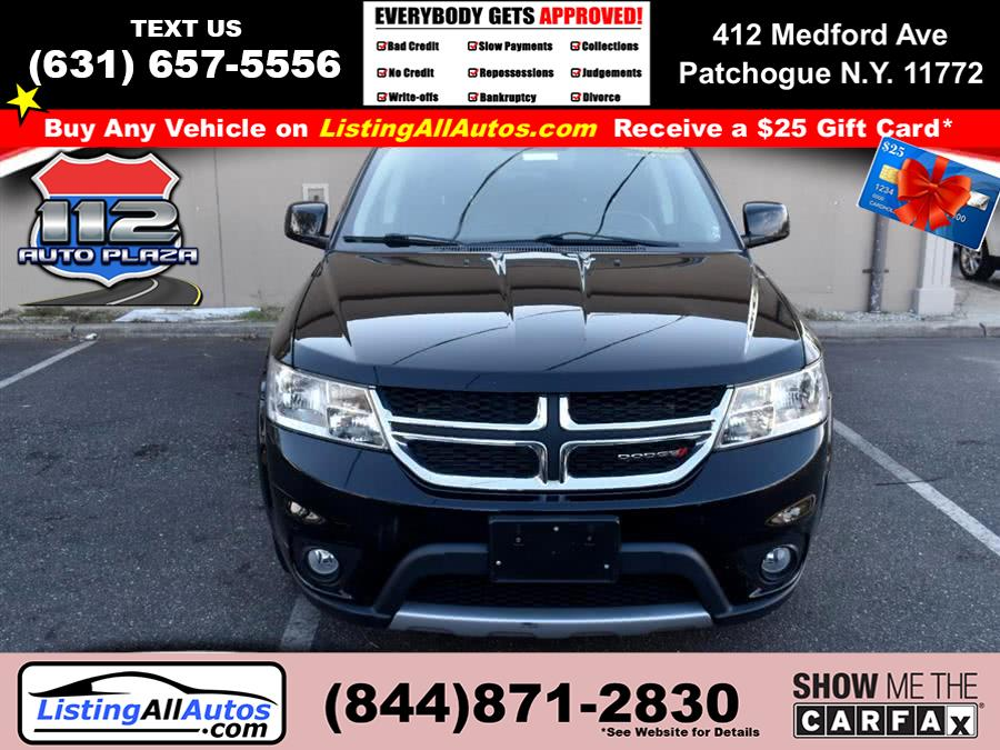 Used 2016 Dodge Journey in Patchogue, New York | www.ListingAllAutos.com. Patchogue, New York