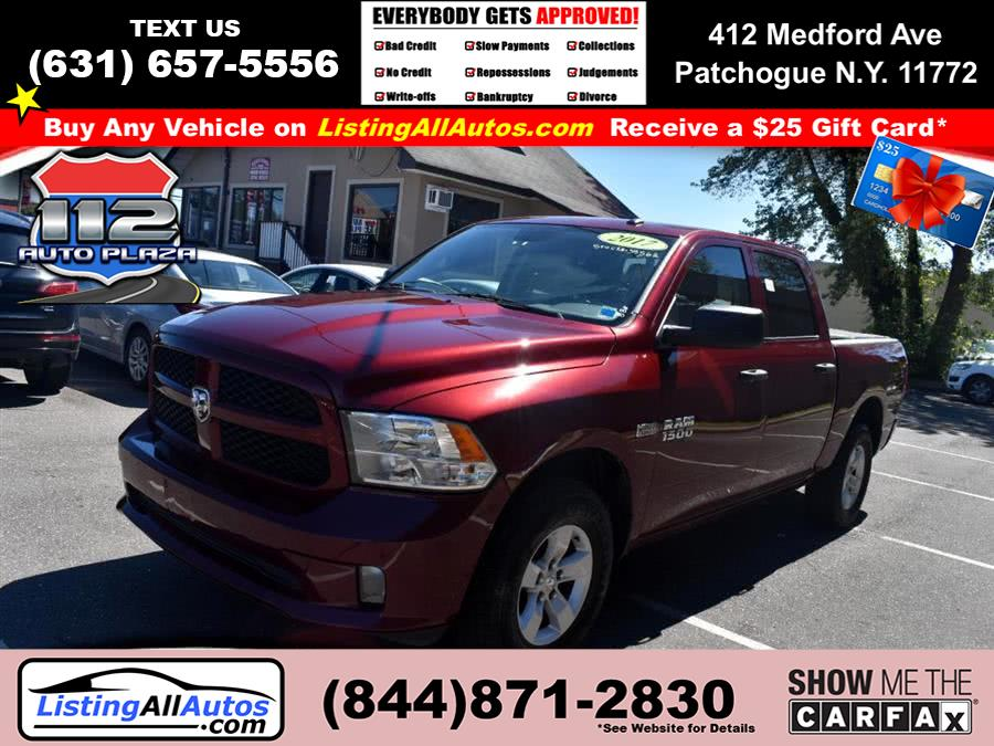Used 2017 Ram 1500 in Patchogue, New York | www.ListingAllAutos.com. Patchogue, New York