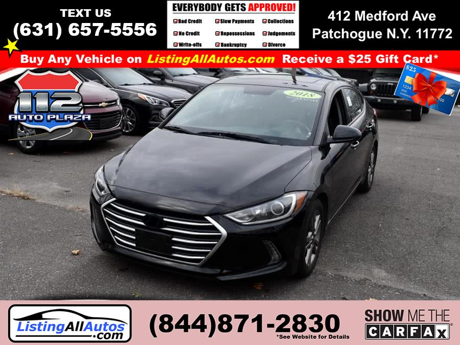 Used 2018 Hyundai Elantra in Patchogue, New York | www.ListingAllAutos.com. Patchogue, New York