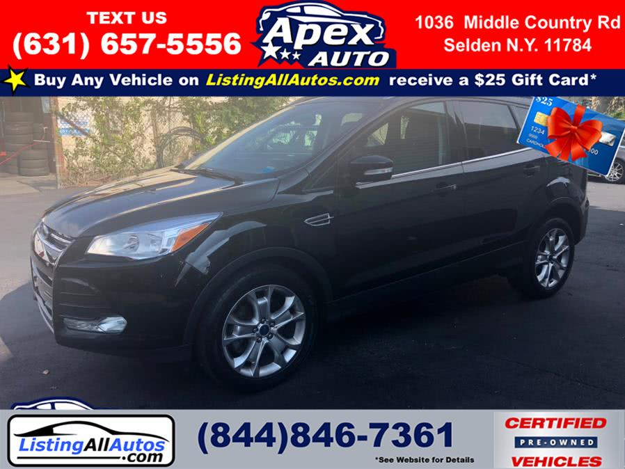 Used 2016 Ford Escape in Patchogue, New York | www.ListingAllAutos.com. Patchogue, New York