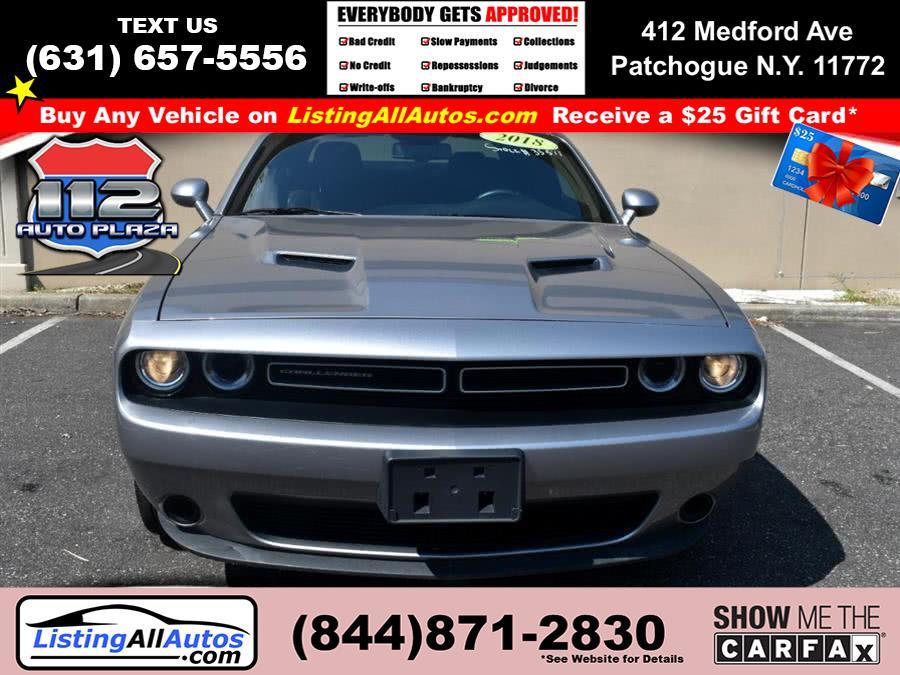 Used 2018 Dodge Challenger in Deer Park, New York | www.ListingAllAutos.com. Deer Park, New York