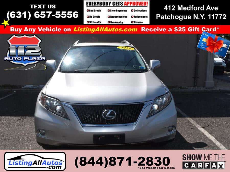 Used 2010 Lexus Rx 350 in Patchogue, New York | www.ListingAllAutos.com. Patchogue, New York