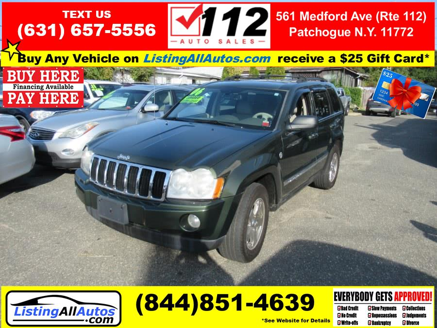 Used 2006 Jeep Grand Cherokee in Deer Park, New York | www.ListingAllAutos.com. Deer Park, New York