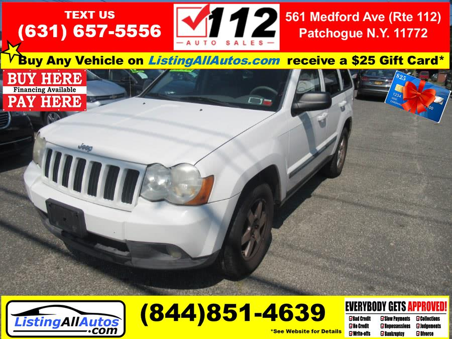 Used Jeep Grand Cherokee 4WD 4dr Laredo 2008 | www.ListingAllAutos.com. Patchogue, New York