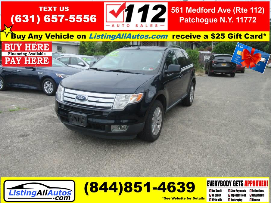 Used Ford Edge 4dr Limited FWD 2009 | www.ListingAllAutos.com. Patchogue, New York