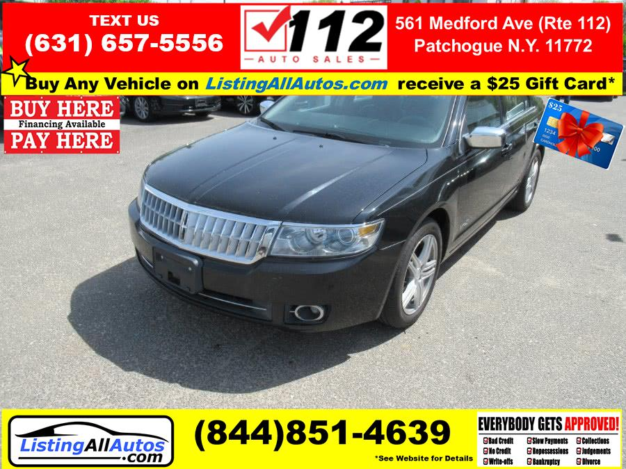 Used 2008 Lincoln MKZ in Deer Park, New York | www.ListingAllAutos.com. Deer Park, New York
