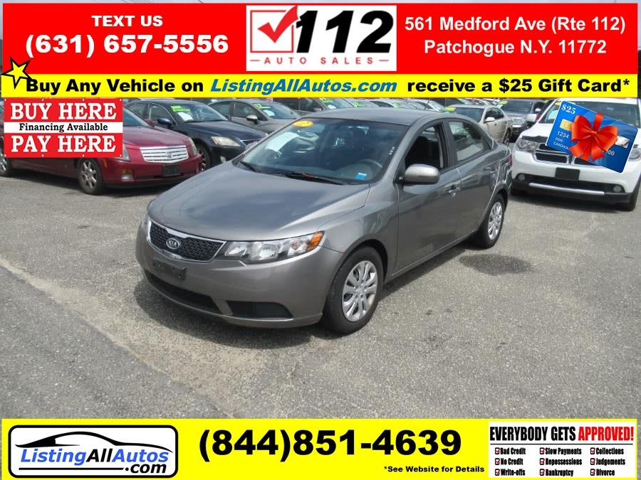 Used 2012 Kia Forte in Patchogue, New York | www.ListingAllAutos.com. Patchogue, New York