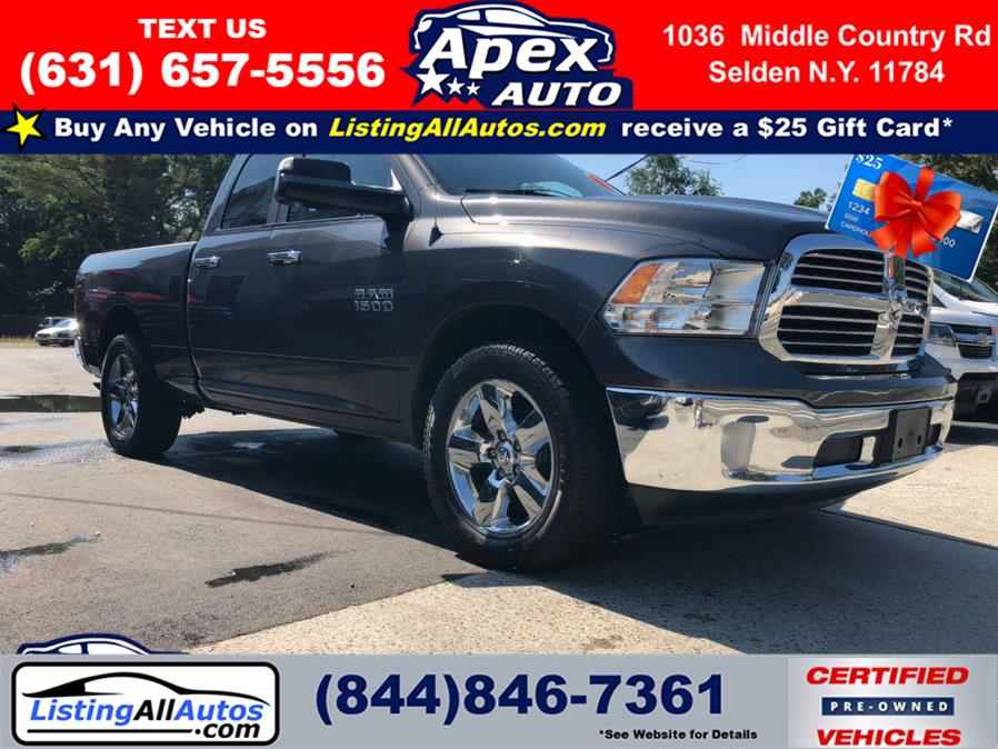 Used 2016 Ram 1500 in Patchogue, New York   www.ListingAllAutos.com. Patchogue, New York