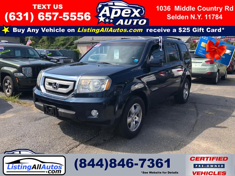 Used 2011 Honda Pilot in Patchogue, New York | www.ListingAllAutos.com. Patchogue, New York
