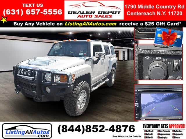 Used Hummer H3 4dr 4WD SUV 2006 | www.ListingAllAutos.com. Patchogue, New York