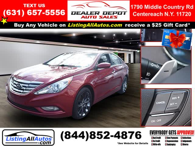Used Hyundai Sonata 4dr Sdn 2.4L Auto SE *Ltd Avail* 2011 | www.ListingAllAutos.com. Patchogue, New York