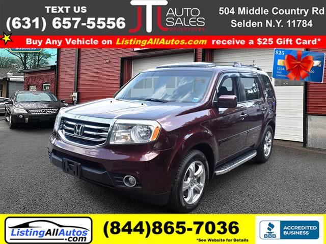 Used 2015 Honda Pilot in Patchogue, New York | www.ListingAllAutos.com. Patchogue, New York