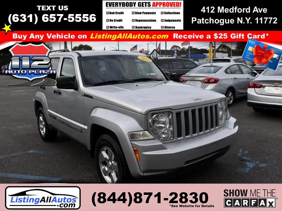 Used Jeep Liberty 4WD 4dr Sport 2012 | www.ListingAllAutos.com. Patchogue, New York