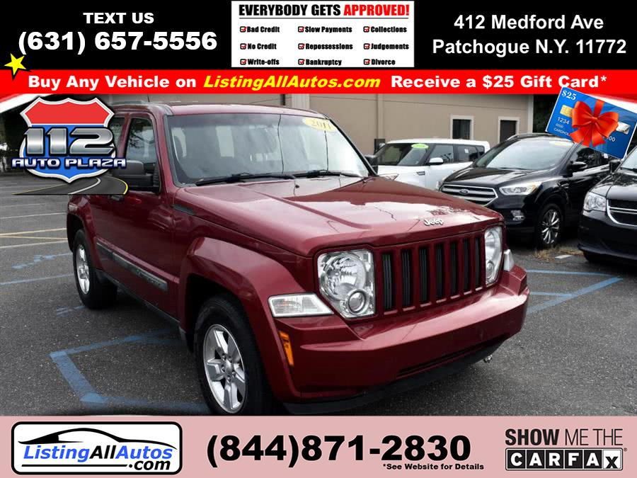Used Jeep Liberty 4WD 4dr Sport 2011 | www.ListingAllAutos.com. Patchogue, New York