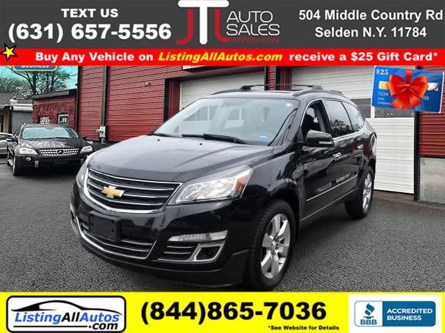 Used Chevrolet Traverse AWD 4dr LTZ 2015 | www.ListingAllAutos.com. Patchogue, New York