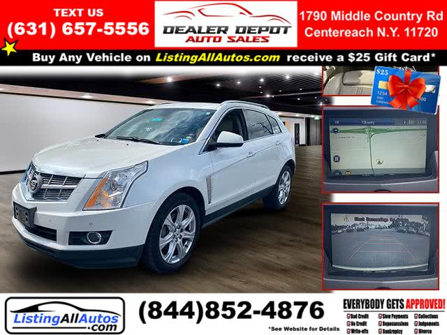 Used 2010 Cadillac Srx in Patchogue, New York | www.ListingAllAutos.com. Patchogue, New York