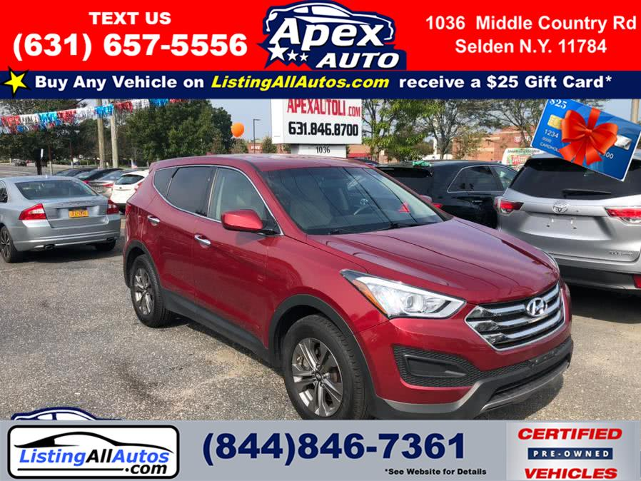 Used 2015 Hyundai Santa Fe Sport in Patchogue, New York | www.ListingAllAutos.com. Patchogue, New York