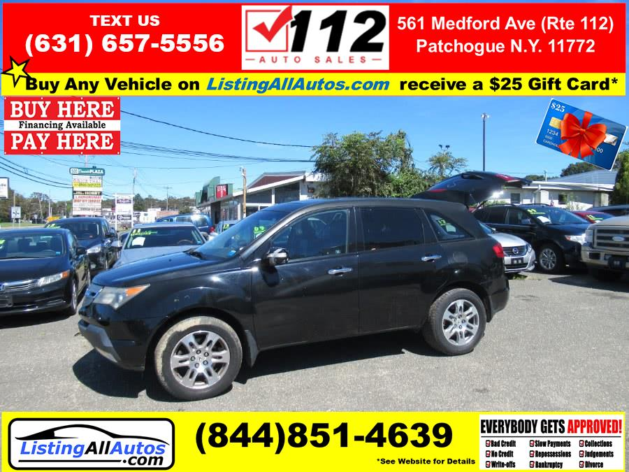 Used 2009 Acura MDX in Patchogue, New York | www.ListingAllAutos.com. Patchogue, New York