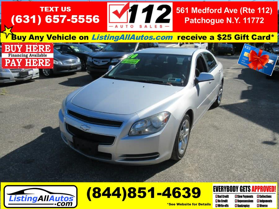 Used 2010 Chevrolet Malibu in Patchogue, New York | www.ListingAllAutos.com. Patchogue, New York