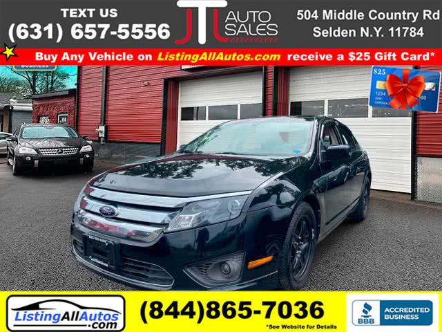 Used Ford Fusion 4dr Sdn SE FWD 2010 | www.ListingAllAutos.com. Patchogue, New York