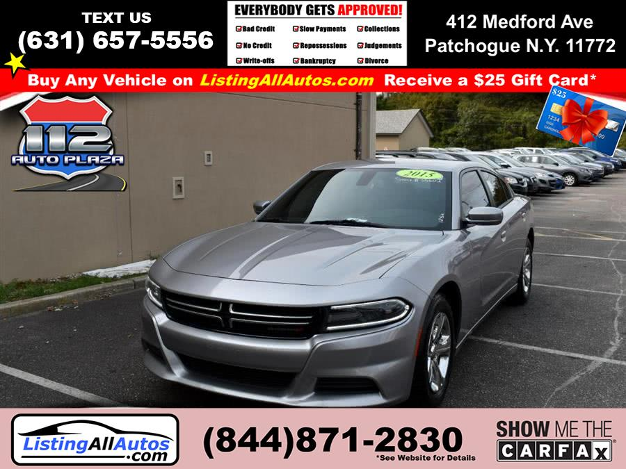 Used 2015 Dodge Charger in Deer Park, New York | www.ListingAllAutos.com. Deer Park, New York