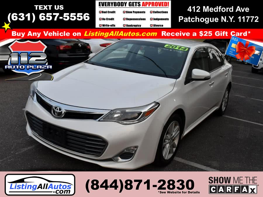 Used Toyota Avalon 4dr Sdn Limited (Natl) 2014 | www.ListingAllAutos.com. Patchogue, New York