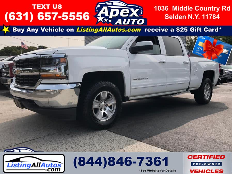 Used 2016 Chevrolet Silverado 1500 in Patchogue, New York | www.ListingAllAutos.com. Patchogue, New York