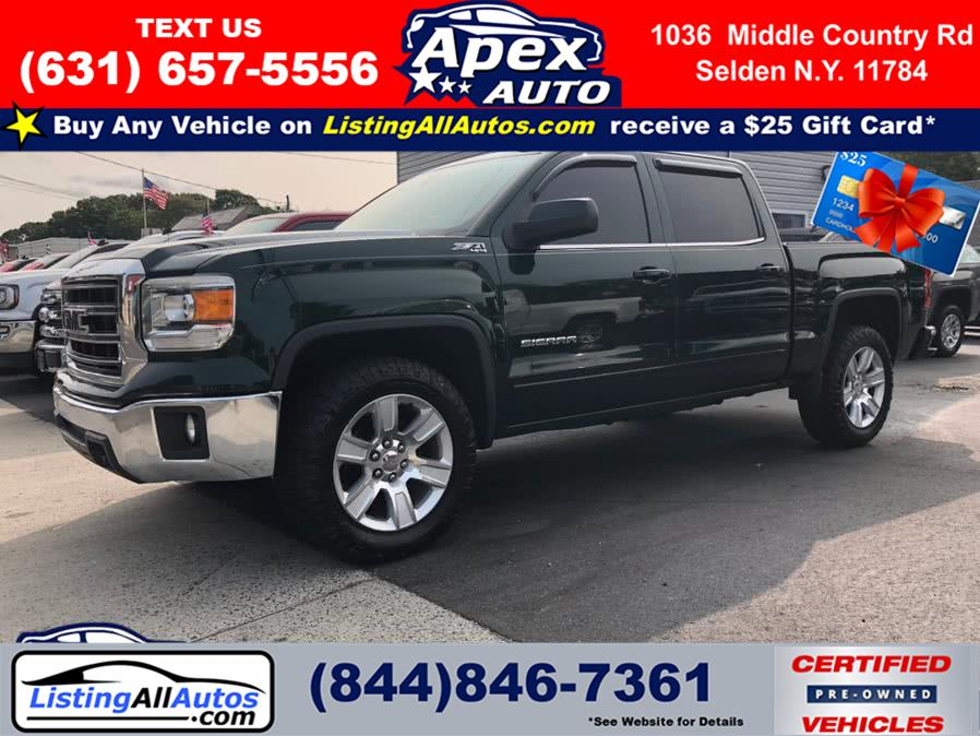 Used 2014 GMC Sierra 1500 in Patchogue, New York | www.ListingAllAutos.com. Patchogue, New York