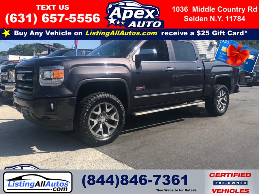 Used 2015 GMC Sierra 1500 in Patchogue, New York | www.ListingAllAutos.com. Patchogue, New York