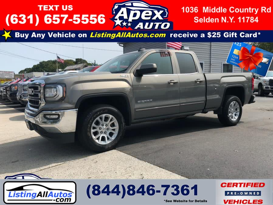Used 2017 GMC Sierra 1500 in Patchogue, New York | www.ListingAllAutos.com. Patchogue, New York